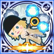 FFAB Sovereign Fist - Snow Legend SSR