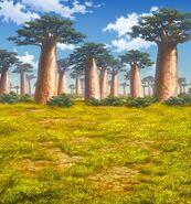 FFBE Around the Great Tree BG