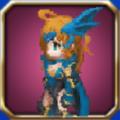 FFDII Aemo Dragoon icon