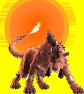 FFVIIR Rouge XIII