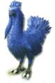 FFXIII2 enemy Blue Chocobo