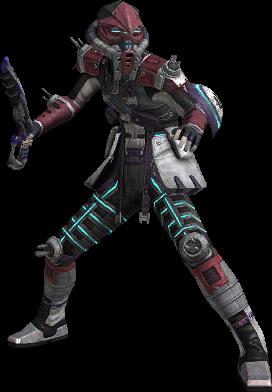 PSICOM Raider