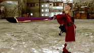 LRFFXIII Red Mage Victory Pose
