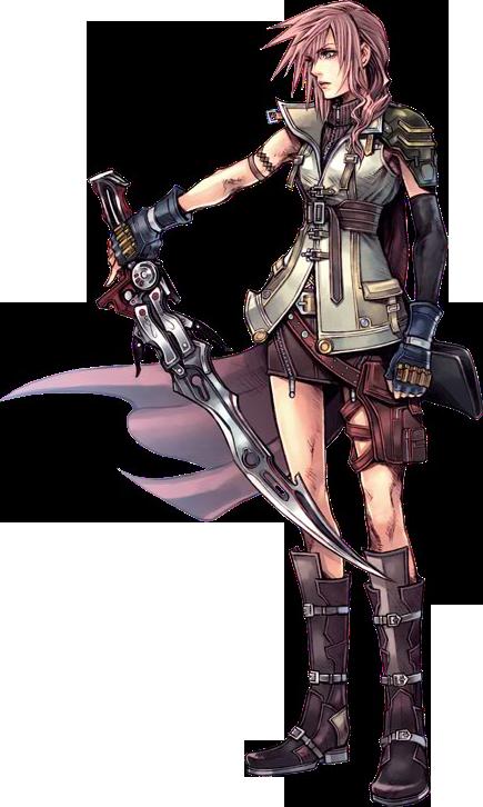 Лайтнинг (Final Fantasy XIII)/Dissidia