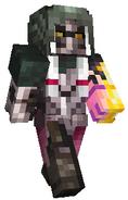 Minecraft FFXV Gilgamesh