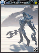 Mobius - Grudge Ranger R1 Water Ability Card