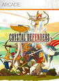 Crystal Defender Arcade Art
