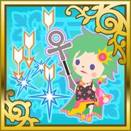 FFAB Magic Arrow - Rydia SR