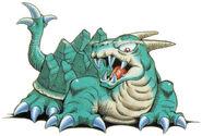 FFLIII Igasaur Artwork