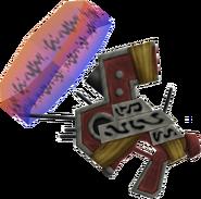 FFX2 Mage Gun Rikku