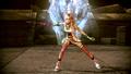 FFXIII-2 Serah in the Void Beyond