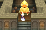 Fat Chocobo Dwarf castle b1