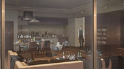 Noctis apartment in FFXV Brotherhood.png