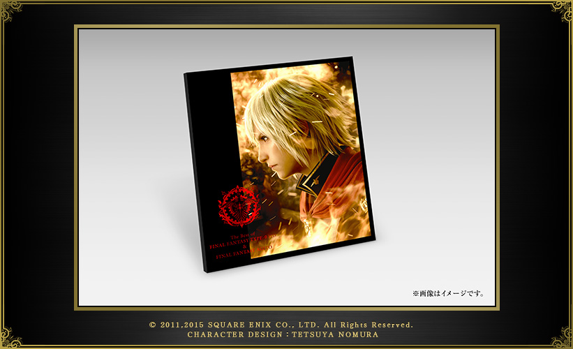 The Best of Final Fantasy Type-0 HD & Final Fantasy Agito