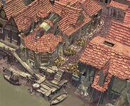 Alexandria Harbor CG Art Scheurer 2