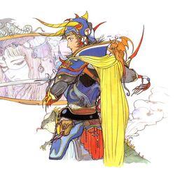 Ilustracje do Final Fantasy