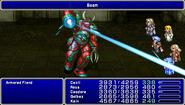 FF4PSP TAY Enemy Ability Beam