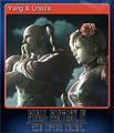 FFIV TAY Steam Card Yang & Ursula