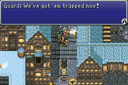 FFVI GBA Raid on Narshe 4