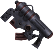 FFX2 Machine Gun Yuna