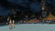 FFXIV Mist Beach Night