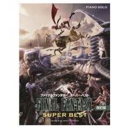 Final fantasy super best piano solo