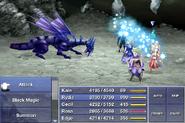 Ice dragon ice storm FFIV IOS
