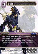 Kain 2-104R from FFTCG Opus