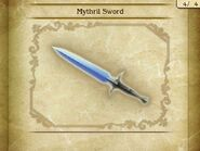 Mythril SwordBS