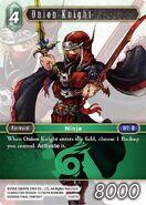 Onion Knight 1-067R from FFTCG Opus