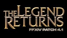 The Legend Returns Logo