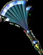Wind Slash from FFVII concept art