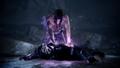 Ardyn daemonifies a soldier in FFXV Episode Ardyn