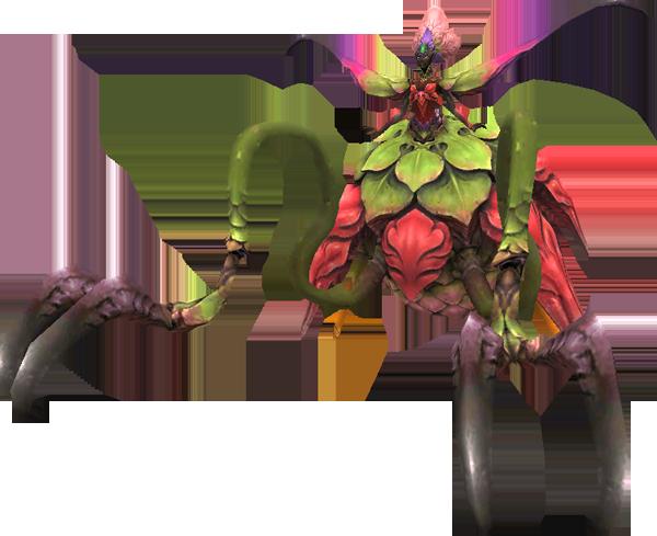Final Fantasy XI enemies/Plantoids