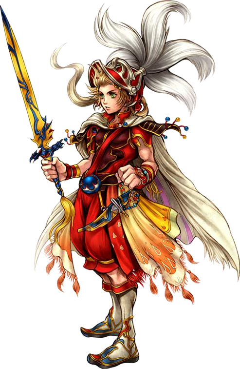Dissidia Final Fantasy (2008) characters