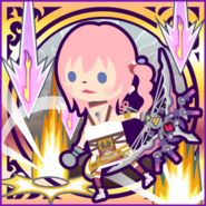 FFAB Ultima Arrow - Serah Legend UR