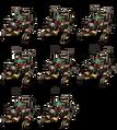 FFBE Magitek Armor Terra Dying