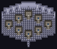 FFIV-Babil Crystal Room