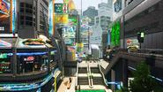 FFXIII-2 Academia 4XX AF - Grand Avenue Square
