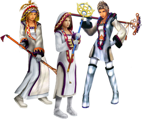 White Mage (Final Fantasy X-2)