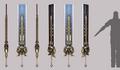 Gladiolus-Amicitia-FFXV-Greatsword
