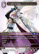 Lightning 1-210S from FFTCG Opus