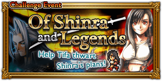 Of Shinra and Legends