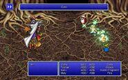 WHM using Cura from FFIII Pixel Remaster