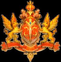 Герб Барона в версии для DS.