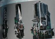 Academia-building-concept