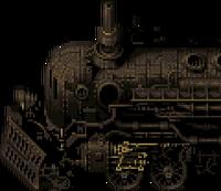 Phantom Train in Final Fantasy VI.