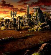 FFBE Savage Ruins BG