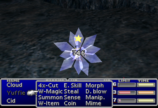 Ice (Final Fantasy VII ability)