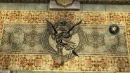 Hawk-signet-royal-palace